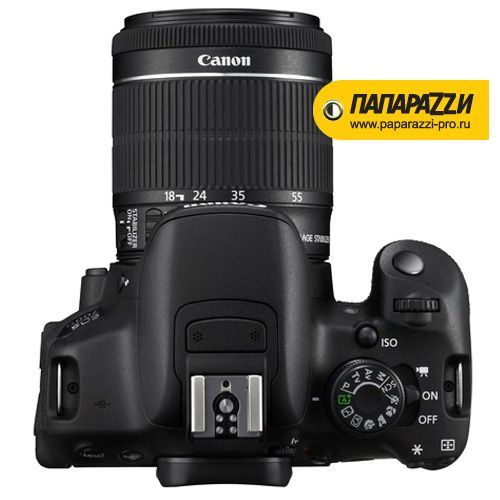 Зеркальный фотоаппарат Canon EOS 700D Kit 18-55mm IS STM-2