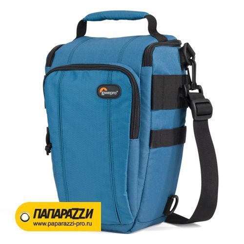 Кофр Lowepro Toploader Zoom 55 AW, blue