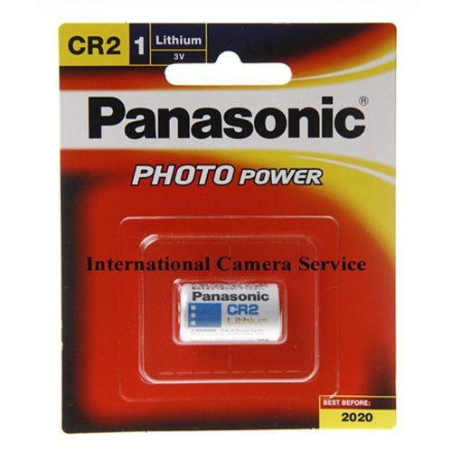 Батарея Panasonic Photo Power CR2