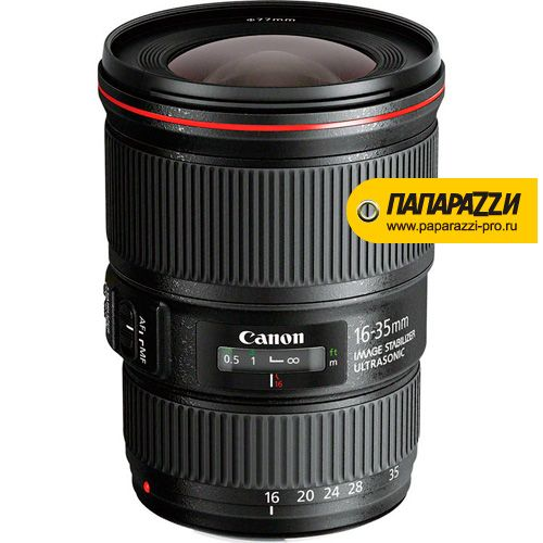 Объектив Canon EF 16-35mm f/4L IS USM-0