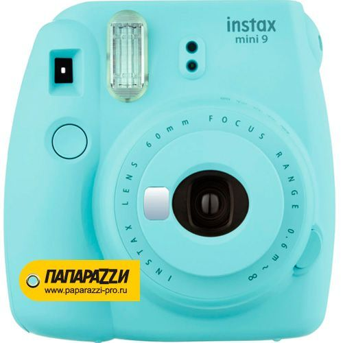 Фотоаппарат Fujifilm Instax Mini 9 ice blue-0