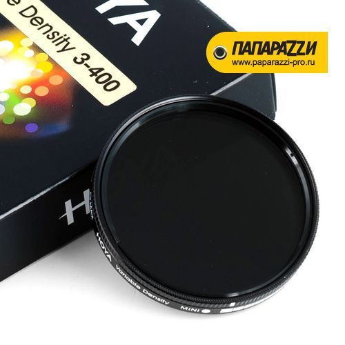 Светофильтр HOYA Variable Density 3-400 - 67 mm-5