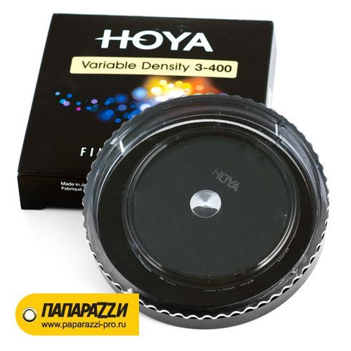 Светофильтр HOYA Variable Density 3-400 - 67 mm-6