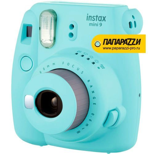 Фотоаппарат Fujifilm Instax Mini 9 ice blue-1