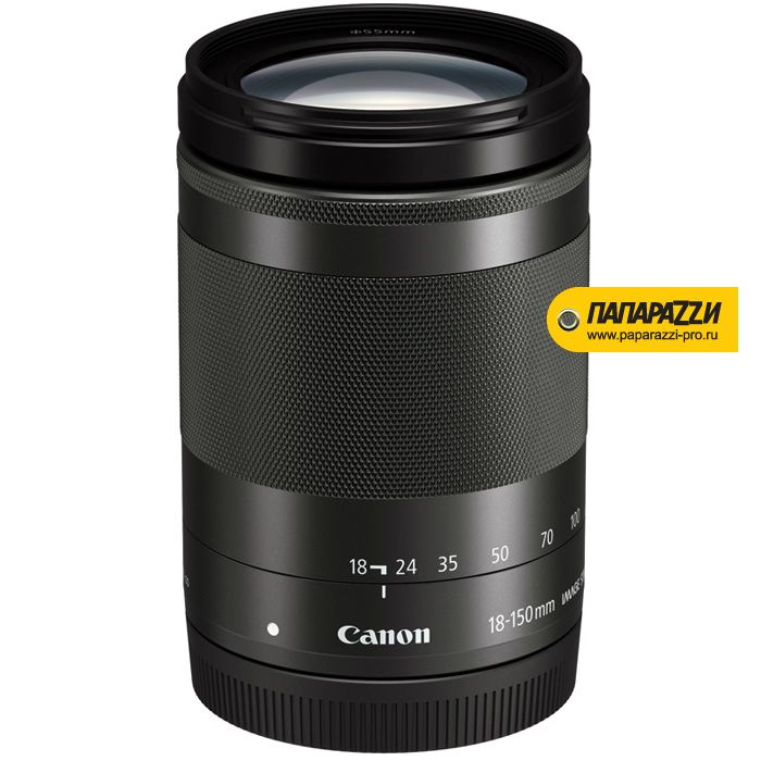Объектив Canon EF-M 18-150mm 3.5-6.3 IS STM-0