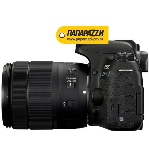 Зеркальный фотоаппарат Canon EOS 77D kit 18-135mm IS STM-4