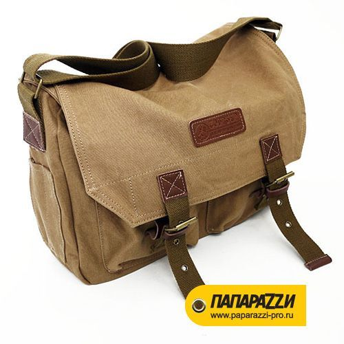 Сумка Courser Canvas Camera Bags F1002, цвет хаки