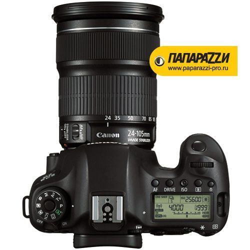 Зеркальный фотоаппарат Canon EOS 6D kit 24-105mm IS STM-4