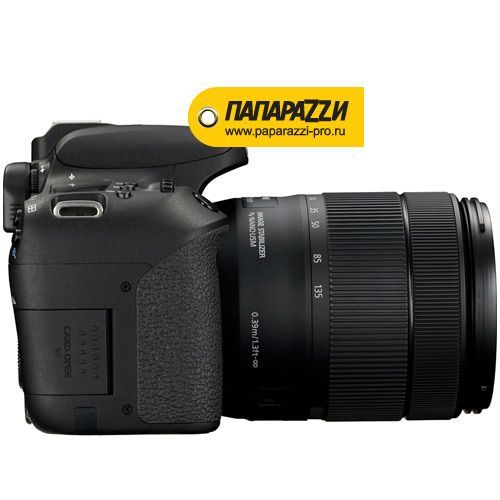 Зеркальный фотоаппарат Canon EOS 77D kit 18-135mm IS STM-3