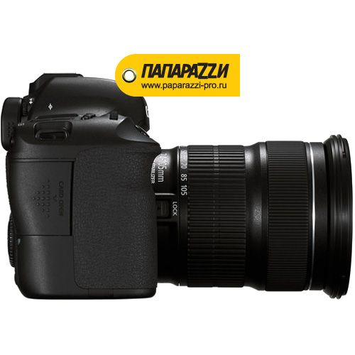 Зеркальный фотоаппарат Canon EOS 6D kit 24-105mm IS STM-3
