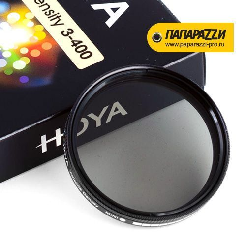 Светофильтр HOYA Variable Density 3-400 - 67 mm-4