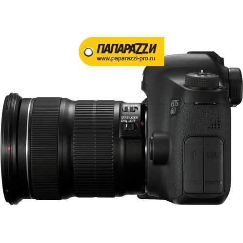 Зеркальный фотоаппарат Canon EOS 6D kit 24-105mm IS STM-2