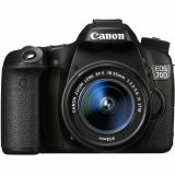 Зеркальный фотоаппарат Canon EOS 70D kit 18-55mm IS STM